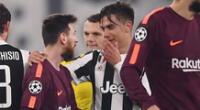 Messi y Dybala, el duelo de argentinos en Juventus vs. Barcelona.