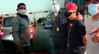 Gracias a un sistema de identificación, la policía pudo intervenir al sujeto durante un operativo en la avenida Pariacoto con Tingo María, en Breña.