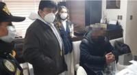 Investigan a fiscal Francisco Alarcón por irregularidades en investigación Aviación Policial