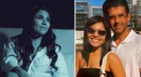 """Josimar y Grupo 5 sorprendieron a Tula Rodríguez en EBT al entonar """"Que levante la mano"""", y ella sonrió al recordar el """"Click"""" con su esposo."""