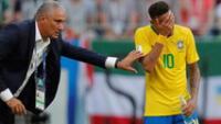 Tite no podrá contar Neymar ante Venezuela y Uruguay.
