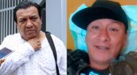 El cómico Manolo Rojas no dudó en despedirse de su amigo Miguel Campos, más conocido como La Bibi, quien no pudo vencer al COVID-19.