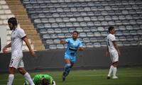 Ojeda fue el autor de uno de los goles en la victoria del Binacional 2-0 con la San Martín.