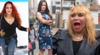 Susy Díaz apoya precandidatura de Vanessa Terkes y Monique Pardo