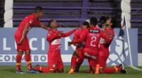 Sport Huancayo hace historia en Uruguay y avanza en la Copa Sudamericana | Foto: EFE
