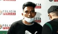 El delincuente identificado como Joel Morales López fue liberado por el Ministerio Público pese a las evidencias de robo.