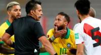 ¿Se podrá anular el partido Perú vs. Brasil?
