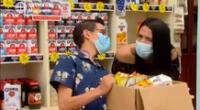 'De vuelta al barrio' recreo su primer episodio sobre la pandemia