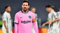 Barcelona  y Messi siguen en deuda en la liga.