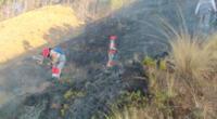Menor de once años fallece en Cusco luego de haber apoyado a las brigadas para controlar incendio de Ollantaytambo