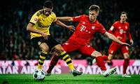 Bayern Múnich derrotó por 3 a 2 Borussia Dortmund con un tanto de Lewandowski.