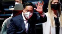 Luis Arce asumió la Presidencia de Boliva