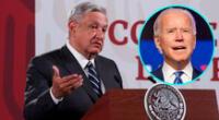 Presidente de México no acepta la victoria de Joe Biden