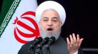 """""""Ahora se ha presentado una oportunidad para  Estados Unidos compense errores pasados"""", indicó el presidente iraní Hasan Rohani."""