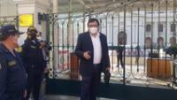 Richard Cisneros llega al Congreso