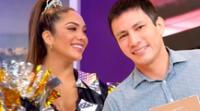 Chabelita y Renzo Costa fueron captados divirtiéndose en un exclusivo hotel de Cusco junto a conocidas parejas de la farándula.