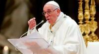 Papa Francisco afirma su compromiso contra la pedofilia
