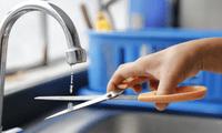 Sedapal anunció corte de agua en diversas zonas de Lima.