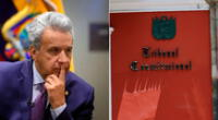"""""""Estaremos atentos al pronunciamiento del Tribunal Constitucional de Perú sobre legalidad de decisiones adoptadas"""", indicó el presidente de Ecuador Lenín Moreno."""