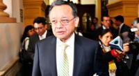 Edgar Alarcón renunció a su cargo de presidente de la Comisión de Fiscalización pese a que negó que lo haría mientras durasen las investigaciones.