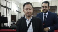 Poder Judicial anula impedimento de salida del país a Kenji Fujimori.