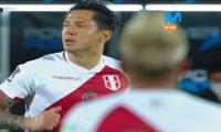 Gianluca Lapadula debuta en la selección peruana.