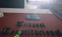 El Tribunal Constitucional debatirá el 18 de noviembre la demanda competencial por la vacancia presidencial.
