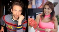 Rodrigo González se sorprendió con informe de su reportera quejándose de Magaly Medina, tras no colocar el nombre del programa Amor y Fuego cuando dio una primicia.