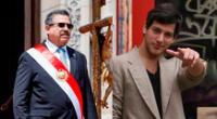 El ex chico reality Jean Paul Santa María mostró su rechazo en contra del golpe de Estado que promulgó Manuel Merino.