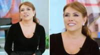 Magaly Medina responde tras viajar a Miami en medio de protestas contra Manuel Merino