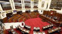 Pleno del Congreso hoy en vivo elección de nueva mesa directiva para elegir nuevo presidente del Perú tras renuncia de Manuel Merino y vacancia presidencial