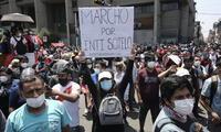 Colocarán placa en universidades públicas en homenaje a jóvenes muertos en marcha