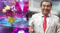 La Chola Chabuca rindió homenaje a Manolo Rojas por sus 31 años de vida artística