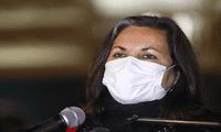 Rocío Silva Santisteban no votará por la lista del Partido Morado.