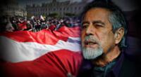 Francisco Sagasti asume la presidencia del Perú