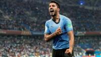 Una gran baja  de Uruguay será la gran ausencia ante Brasil.