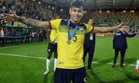 Jordi Alva y su gran oportunidad de estar por Ecuador ante Colombia.