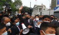 Francisco Sagasti juramentará este martes como presidente del Perú
