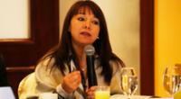 Mirtha Vásquez asumió la defensa de Máxima Acuña en el litigio contra la minera Yanacocha desde el 2012.