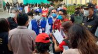 En Piura, la Defensoría del Pueblo coordina con la PNP y la Fiscalia para el recorrido pacífico.