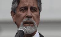 Francisco Sagasti envía mensaje a la Nación.