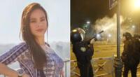 Jossmery Toledo, expolicía, se pronunció en Instagram sobre el tema policial que viven muchos efectivos al trabajar durante una marcha pacífica, tras polémica por disparos y desaparecidos.