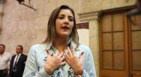 Yamila Osorio es investigada por los presuntos delitos de cohecho y asociación ilícita.