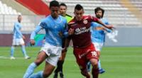 Sporting Cristal le ganó 1-0  a la 'U'  en la fase 1