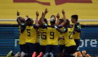 Ecuador le metió 6 a 1 a Colombia por la cuarta fecha de las clasificatorias.