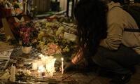 realizan vigilia por la muerte de Inti Sotelo y Brian Pintado