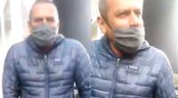 Guillermo Estuardo Miranda North humilló a repartidor venezolano en Miraflores.