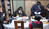 Fiscalía investiga a una organización criminal dedicada al tráfico de personas