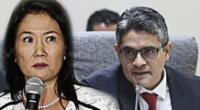 Si el Poder Judicial acepta el pedido, Keiko Fujimori ya no podrá participar en las elecciones del 2021.