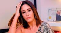 Tilsa Lozano denuncia robo de su cuenta de Facebook.